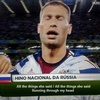 Hino nacional da Rússia