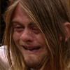 Daniel chorando