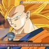 Goku não coseguiu emprego