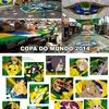 Copa do mundo 2014 vs 2018