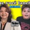 O que você lanchou? (REMIX) - By Timbu Fun