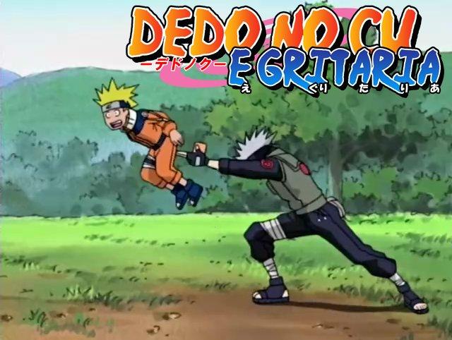 Naruto e Gritaria