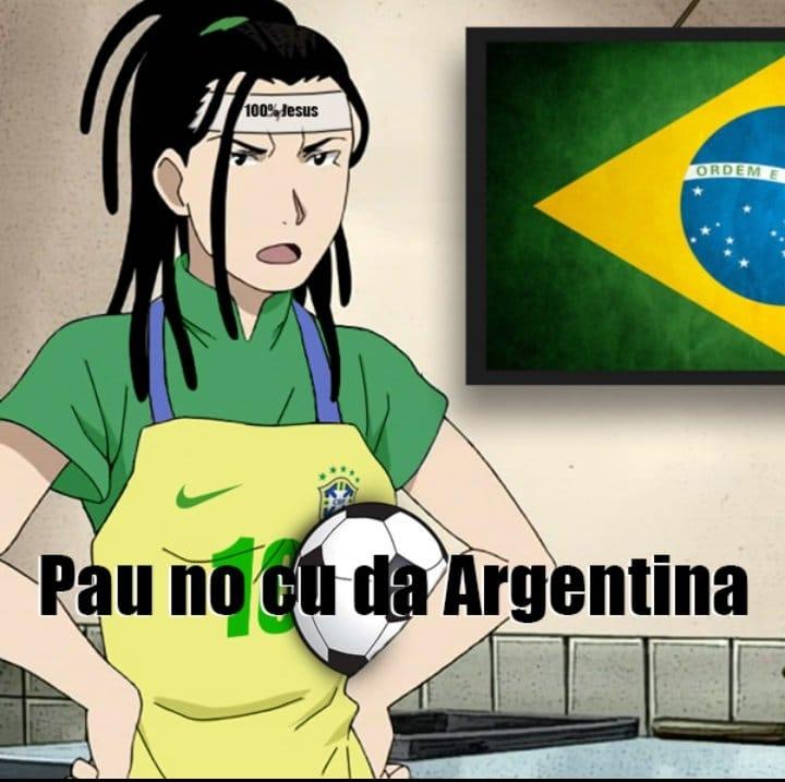 Pau no cu da Argentina