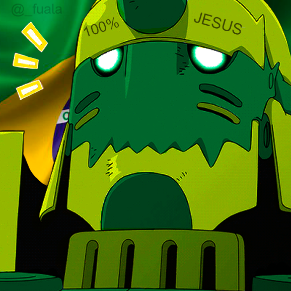 Alphonse 100% Jesus