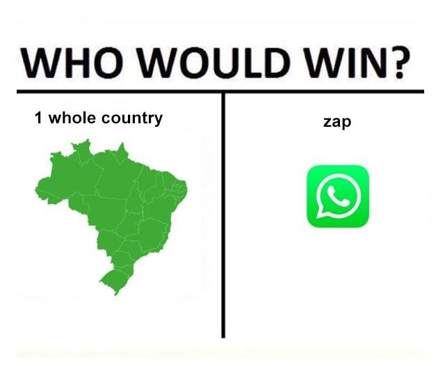 Country vs Zap