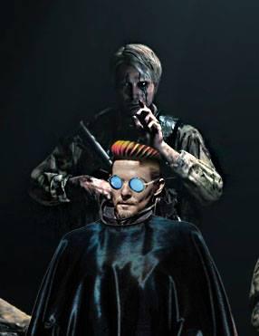 Barbeiro do Death Stranding